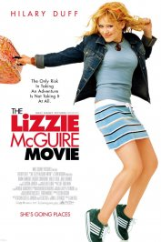 background picture for movie Lizzie mcguire