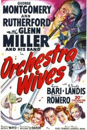 background picture for movie Orchestra wives