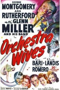 Affiche du film : Orchestra wives