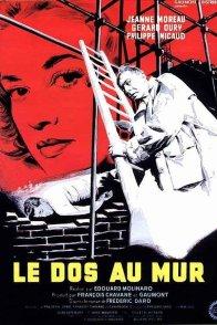 Affiche du film : Le dos au mur