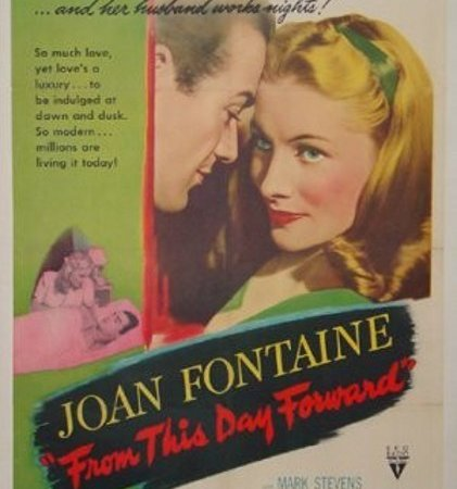 Photo du film : From this day forward