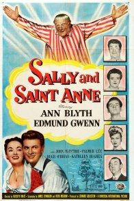 Affiche du film : Sally and saint anne