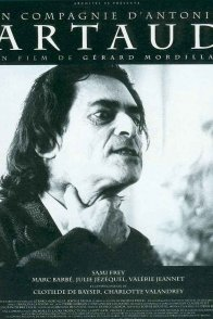 Affiche du film : En compagnie d'Antonin Artaud
