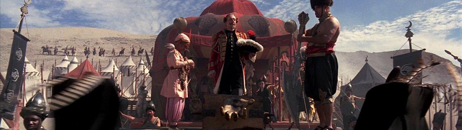 Photo du film : Les aventures du Baron de Münchausen