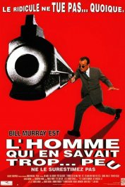 background picture for movie L'homme qui en savait trop... peu