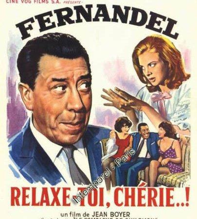 Photo du film : Relaxe toi cherie