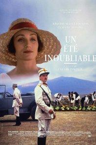 Affiche du film : Un ete inoubliable