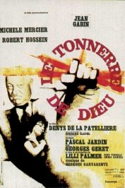 background picture for movie Le tonnerre de dieu