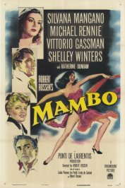 background picture for movie Mambo