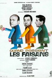background picture for movie Quand passent les faisans
