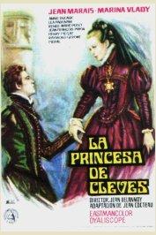 background picture for movie La princesse de cleves
