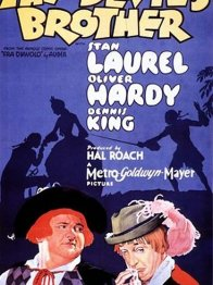 Photo dernier film Oliver Hardy