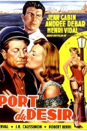background picture for movie Le port du desir