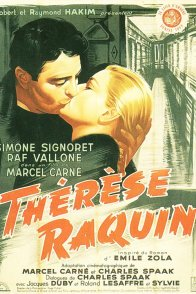 Affiche du film : Thérèse Raquin
