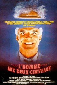 Affiche du film : L'homme aux deux cerveaux