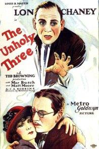 Affiche du film : Le club des trois