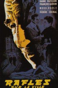 Affiche du film : Rafles sur la ville