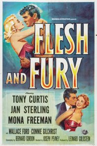 Affiche du film : Flesh and fury