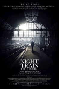 Affiche du film : Night train to Lisbon