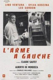 background picture for movie L'arme à gauche