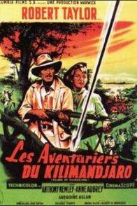 Affiche du film : Les aventuriers du kilimandjaro