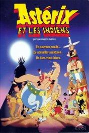 background picture for movie Astérix et les indiens