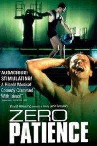 Affiche du film : Zero patience