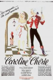 background picture for movie Caroline cherie