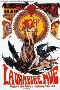 Affiche du film : La vampire nue