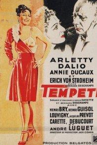 Affiche du film : Tempete