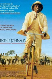 background picture for movie Mister johnson