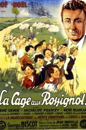 background picture for movie La cage aux rossignols