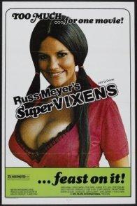 Affiche du film : Supervixens