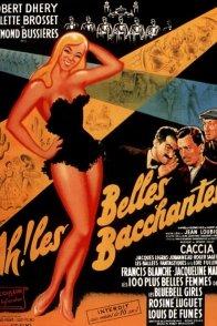 Affiche du film : Ah ! les belles bacchantes