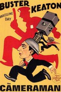 Affiche du film : Le cameraman