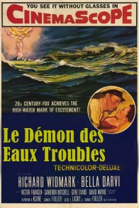 Affiche du film : Le demon des eaux troubles