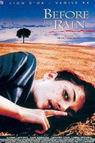 Affiche du film : Before the rain