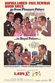 Affiche du film : Lady l