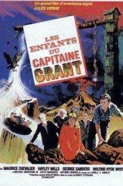 background picture for movie Les enfants du capitaine grant