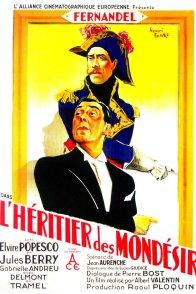 Affiche du film : L'heritier des mondesir