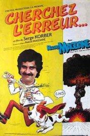 background picture for movie Cherchez l'erreur