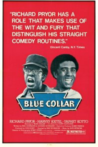 Affiche du film : Blue collar