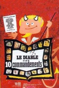 Affiche du film : Le diable et les dix commandements