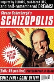 background picture for movie Schizopolis