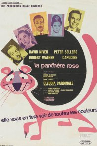 Affiche du film : La panthere rose