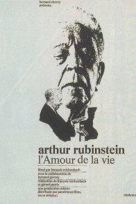 Affiche du film : Arthur Rubinstein, l'amour de la vie