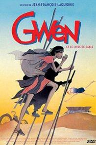 Affiche du film : Gwen, le livre de sable