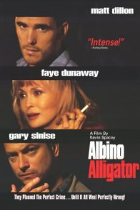Affiche du film : Albino alligator