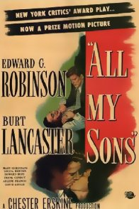 Affiche du film : Ils étaient tous mes fils