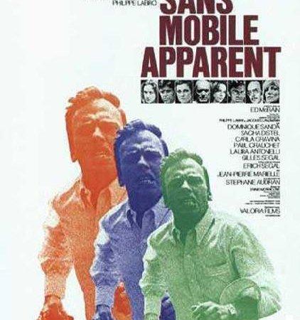 Photo du film : Sans mobile apparent